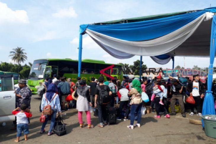 Tol Lampung pilihan alternatif pemudik