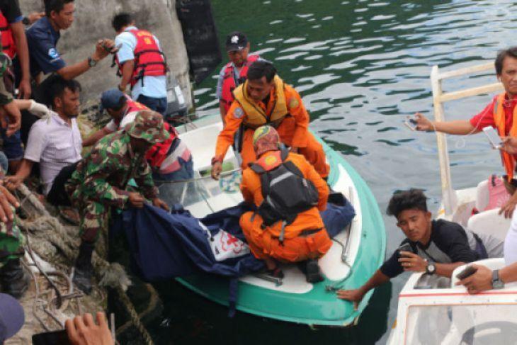 Dua korban lagi ditemukan di Danau Toba