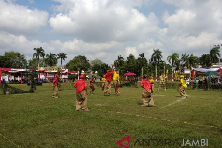 Festival olahraga tradisional lestarikan budaya