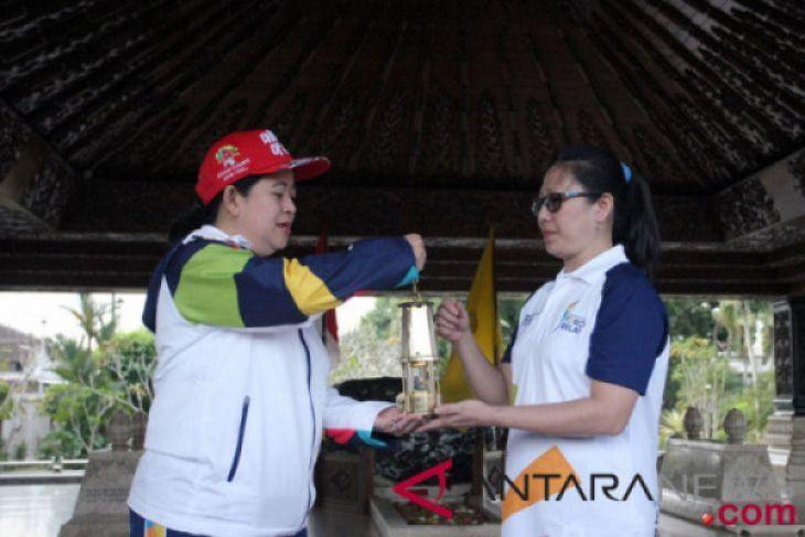 Obor Asian Games singgahi makam Bung Karno