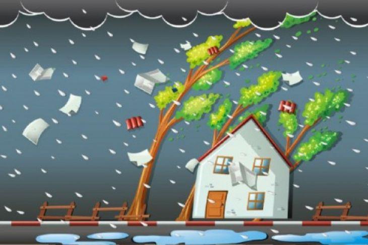 Hujan es hebohkan warga Kotawaringin Timur