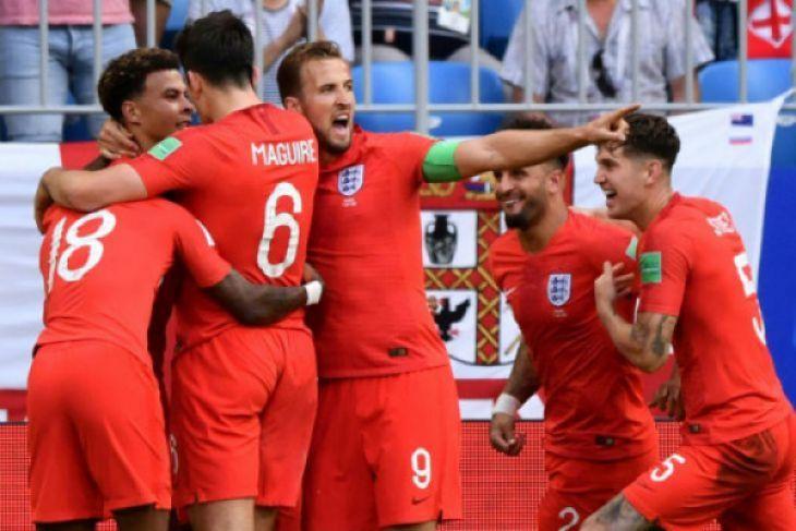 Injak semifinal, Inggris tatap jalur juara