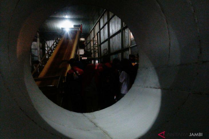 BUMN Hadir- SMN Maluku Utara kunjungi pabrik teh Kayu Aro
