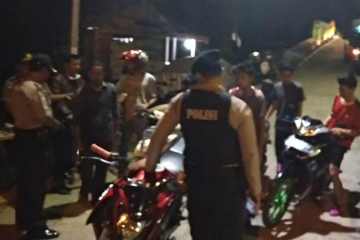 Razia dikampung narkoba Jambi tanpa hasil