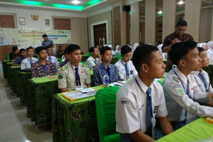 BHUN Hadir - Pelajar Jambi berharap peringati HUT Kemerdekaan di Maluku Utara