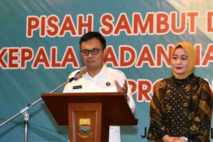Heru Pranoto jabat Kepala BNN Provinsi Jambi