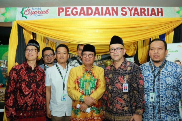 Fachrori: pengembangan jasa keuangan syariah percepat pembangunan