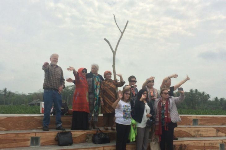 Balkondes pelita bagi 20 desa di Borobudur