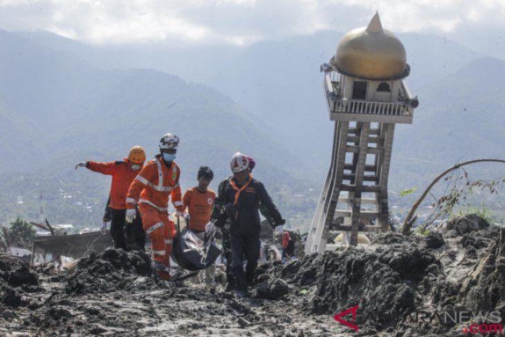 Akhir evakuasi korban gempa Sulteng