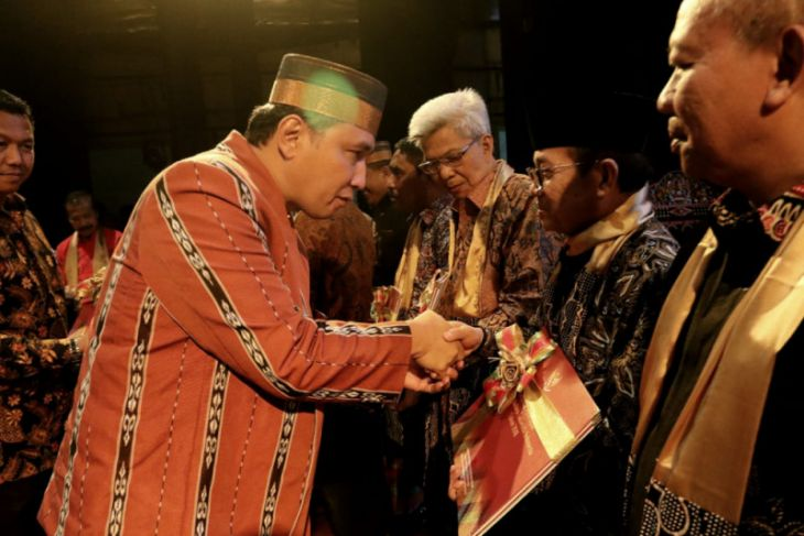 Sertifikat warisan budaya mudahkan sosialisasi kebudayaan daerah