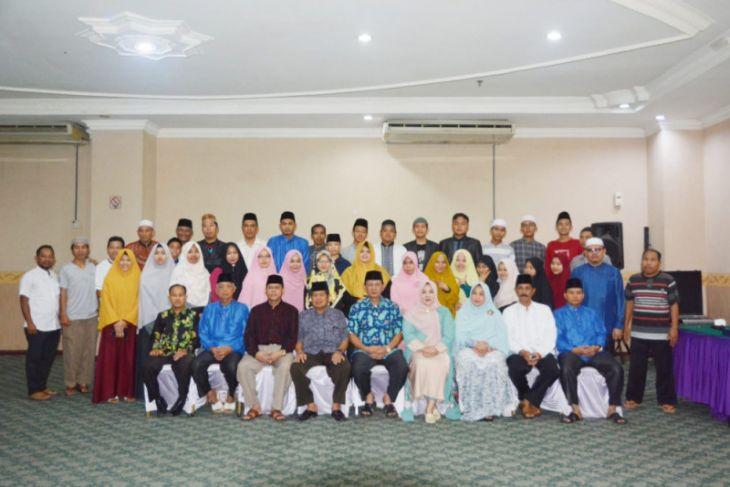 Jambi peringkat  10 besar MTQ Nasional 2018