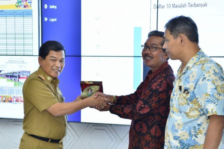 DPRD Kabupaten Temanggung kunjungi Kota Jambi