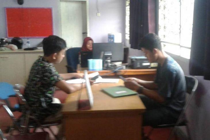GIS sebagai tempat praktek mahasiswa UIN Jambi