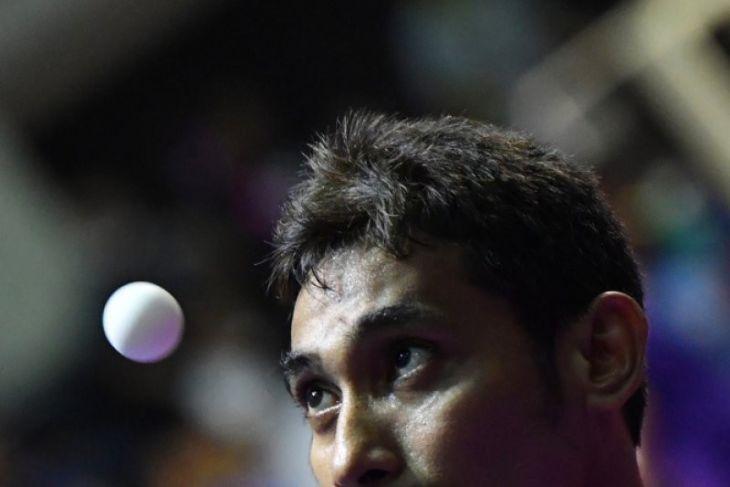 Indonesia optimistis tambah emas dari ganda tenis meja