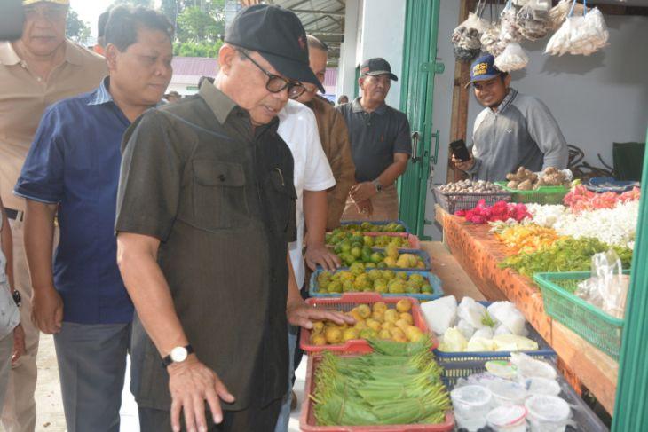 Fachrori minta perusahaan pengembang benahi fasilitas Pasar Angsoduo