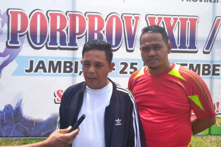 Kota Jambi pimpin perolehan medali Porprov