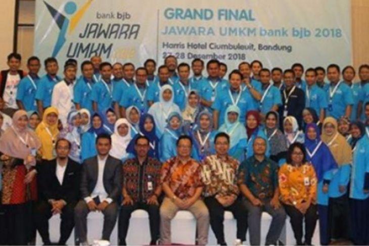 Usaha tusuk sate juara UMKM Bank Jabar Banten