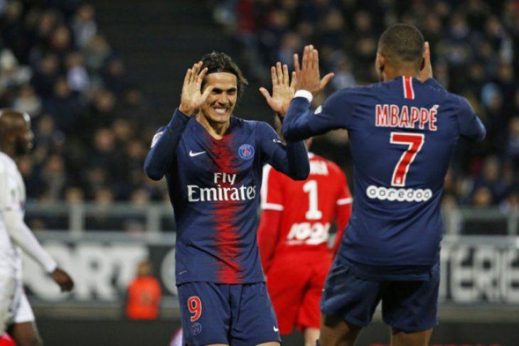 PSG kembali ke jalur kemenangan setelah taklukkan Amiens