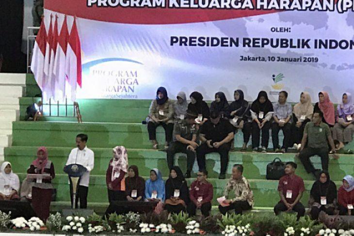Jokowi ingin beri kejutan untuk keluarga penerima PKH