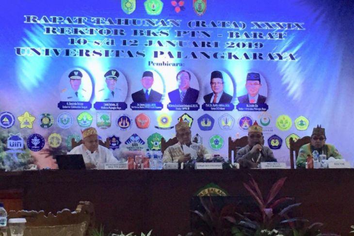 Prof Johni Najwan menjadi Ketua BKS-PTN wilayah barat
