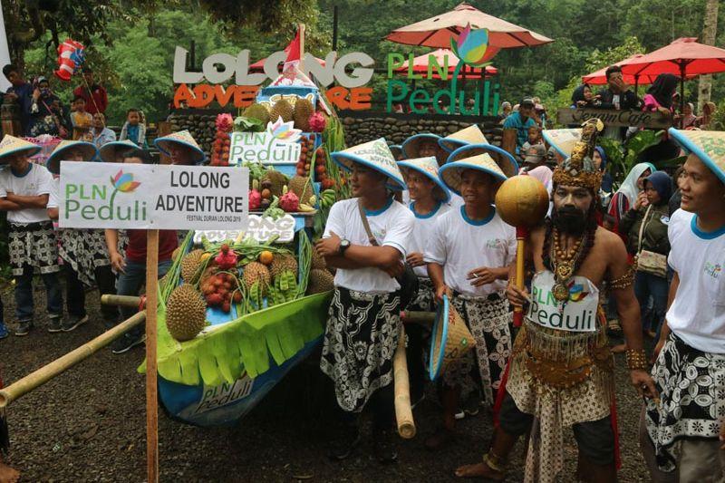 Objek Wisata Lolong binaan PLN Peduli tuan rumah Festival Durian