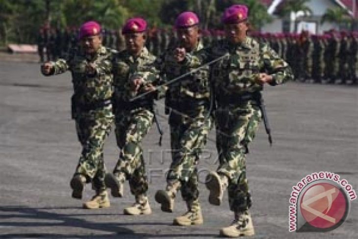 Komandan Pasmar-1 dan 2 Diserahterimakan