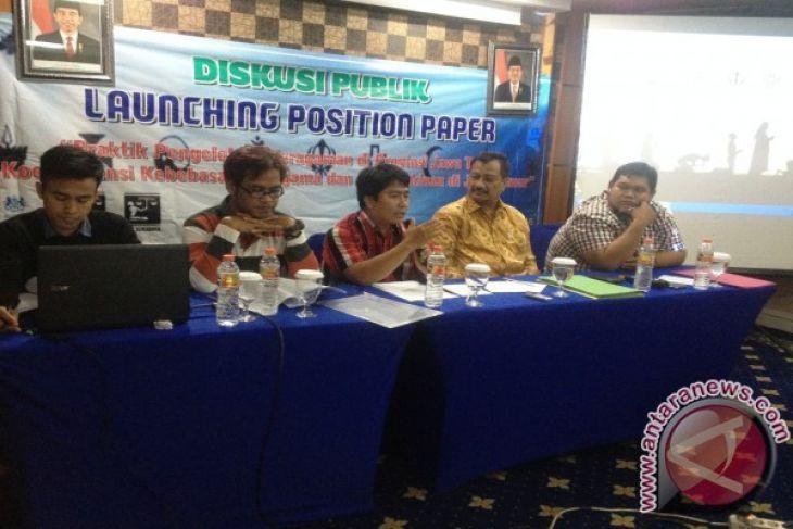LBH Surabaya Gelar Diskusi Koeksistensi Kebebasan Beragama