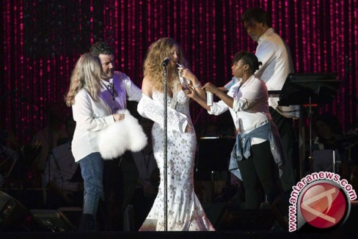 Penyanyi Mariah Carey Mengaku Menderita Bipolar