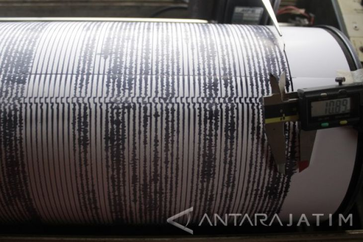 Major Earthquake Jolts Situbondo, East Java