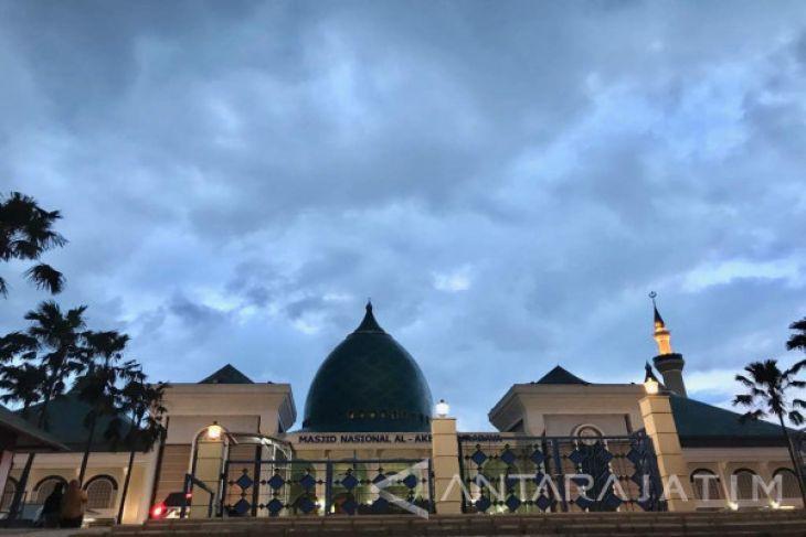 Zawawi Imron, Khatib Shalat Idul Fitri di Al-Akbar