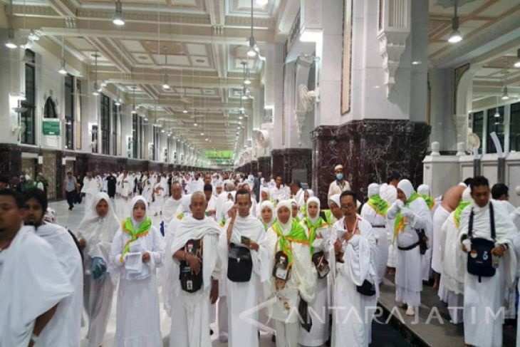 Jumlah Kuota Calon Haji Kota Madiun Naik
