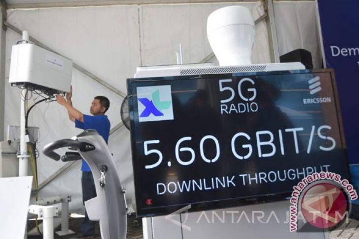 Jaringan Komunikasi Lombok Utara Terganggu Pascagempa