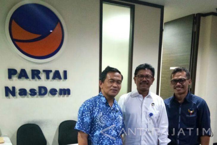 DPP Partai Nasdem Rekomendasi Kuswiyanto-Basuki
