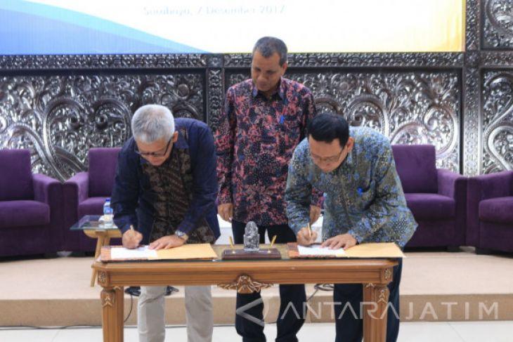 Unair-TI Indonesia Jalin Kerja Sama