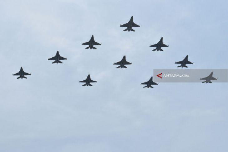 TNI AU Akan Miliki Delapan Skuadron Udara Tempur