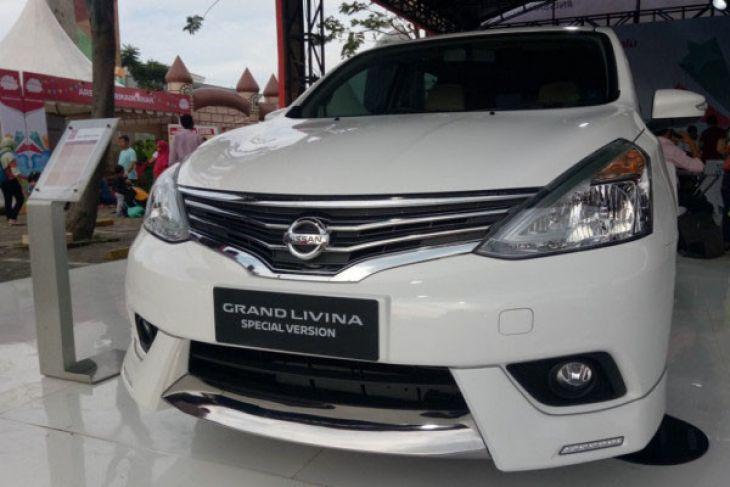 Nissan Masih Optimistis Jualan Grand Livina