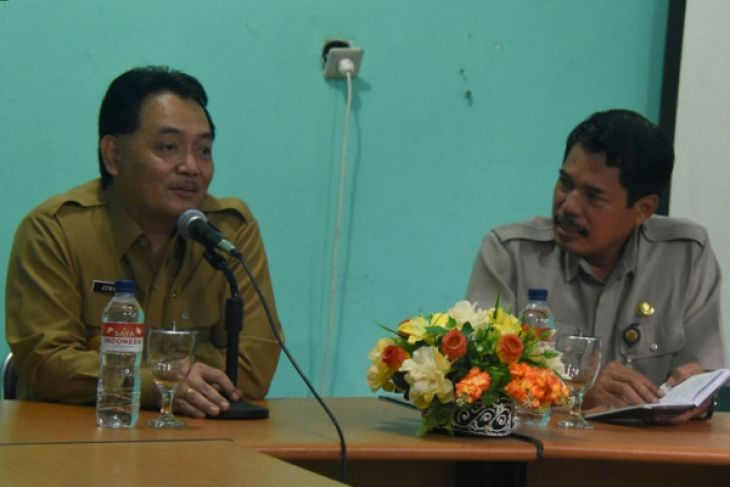 Pjs Wali Kota Ingin Inspektorat Ikut Awasi Penggunaan Anggaran