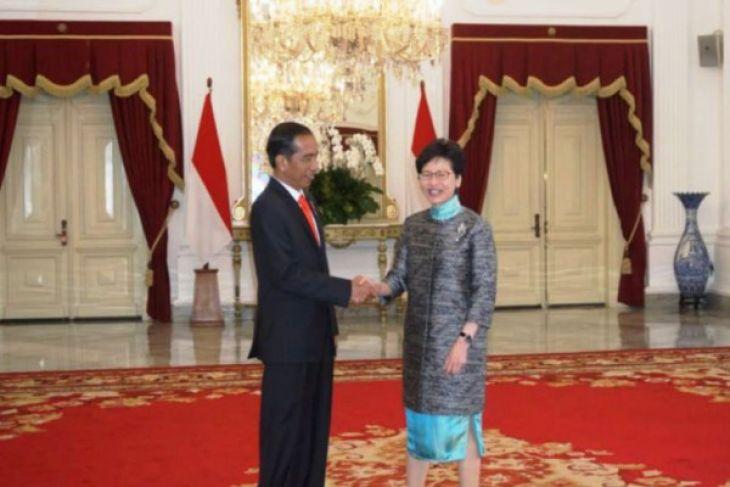 Jokowi Minta Kepala Eksekutif Perhatikan TKI di Hong Kong