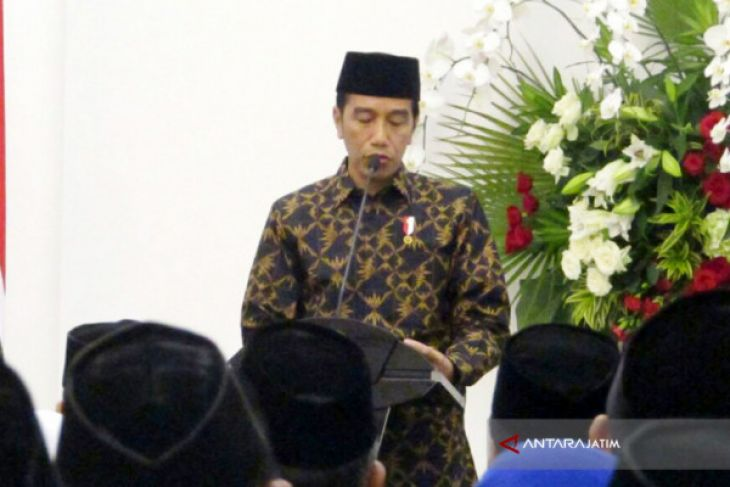 RI to Improve Leadership Among Muslim Countries: Jokowi