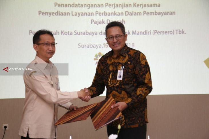 Pembayaran Pajak Daerah di Surabaya Gunakan Transaksi Digital