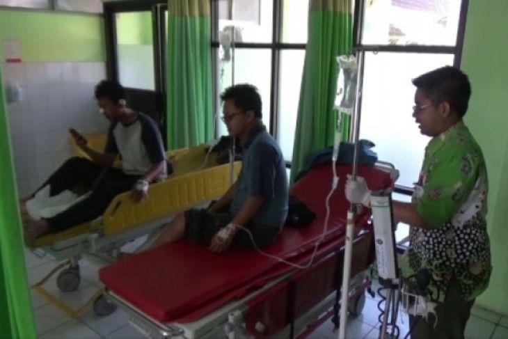 Korban Kecelakaan Tol Ngawi Sempat Terlempar dari Bus
