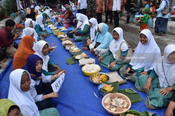 Ribuan Warga Magetan `Megengan Agung` Sambut Ramadhan (Video)