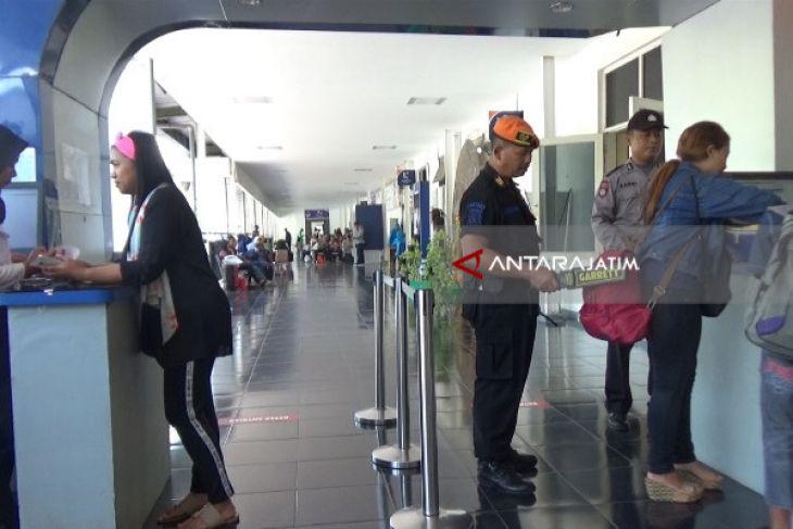 Daop 7 Madiun Perketat Pemeriksaan Penumpang di Stasiun (Video)