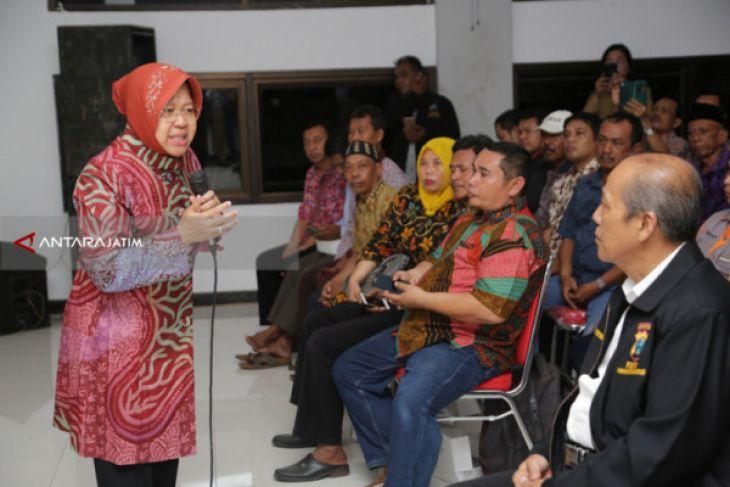 Risma Imbau Pengurus RT/RW se-Surabaya Aktifkan Siskamling