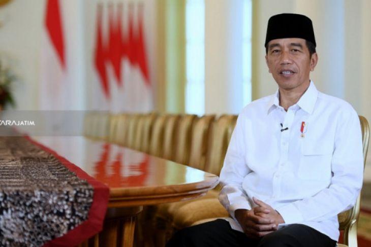 Sambut Ramadhan Presiden Ajak Umat Jaga Kerukunan