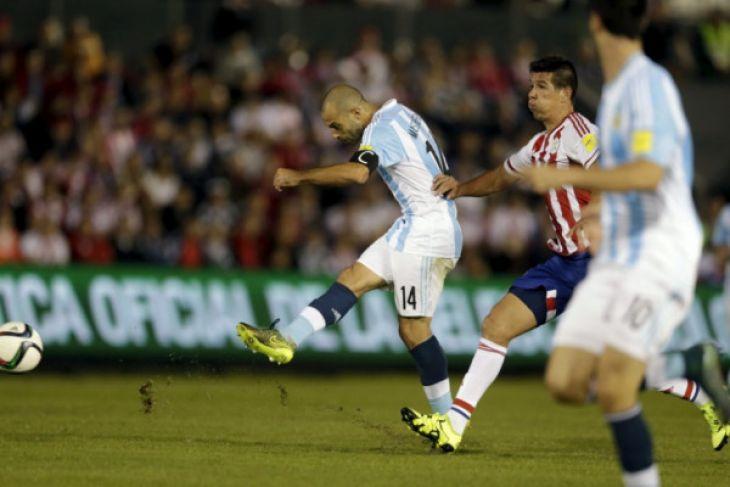 Mascherano Bantah Rumor Perselisihan Pelatih dan Pemain Argentina
