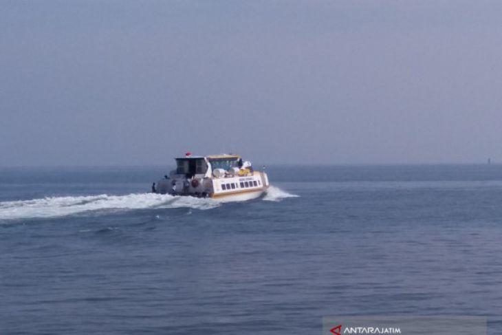 Pemudik Kapal Cepat Gratis Situbondo-Madura Berkurang