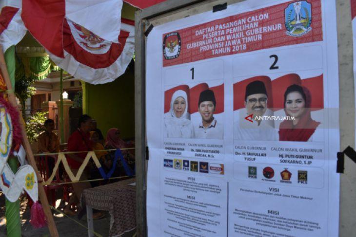 KPU: Cagub-Cawagub Jatim Patuhi Dana Kampanye