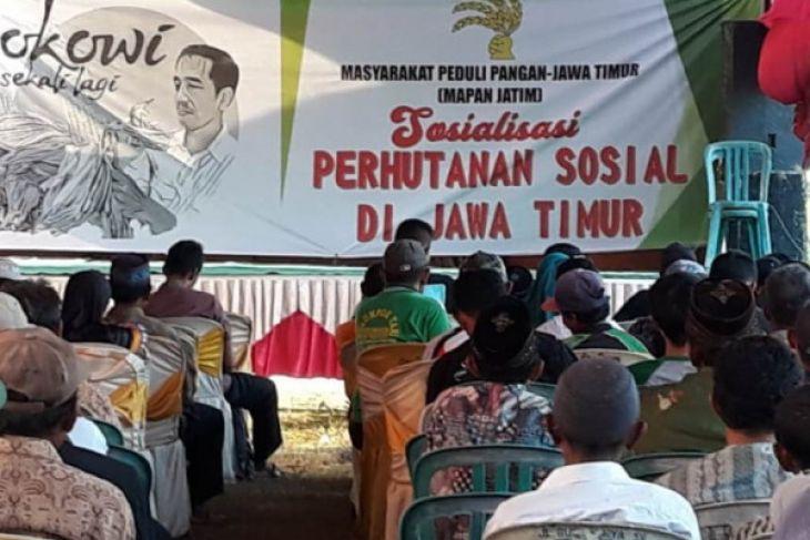 Mapan Jatim Dirikan Posko Perhutanan Sosial di Lingkar Wilis