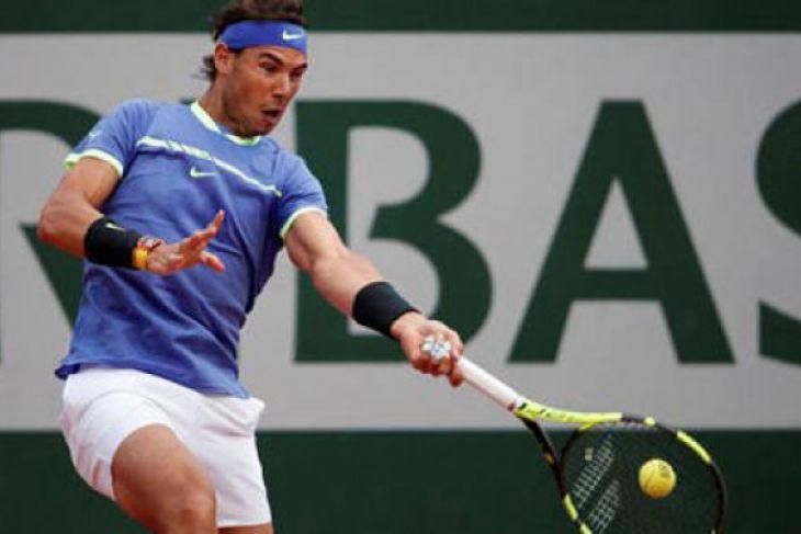 Nadal Hancurkan Del Potro untuk Final Roland Garros